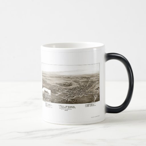 Telford Montgomery Mug