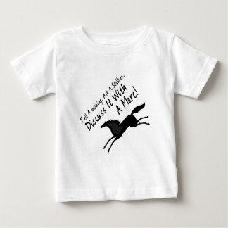 Tell a gelding..... infant t-shirt