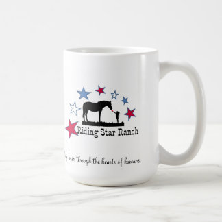 Tell a gelding RSR logo mug