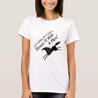 Tell a gelding..... T-Shirt
