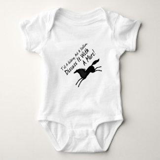 Tell a gelding..... tee shirt