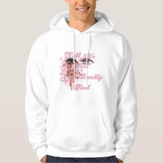 Tell Me How You Really Feel Hooded Sweatshirts