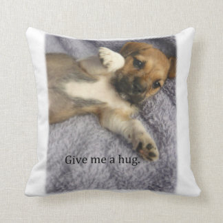 Tell Me How You Say Good Night - Jean-Luc Throw Pillow