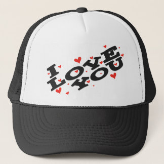 Tell someone you love them - Customisable Trucker Hat