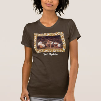 Tell Spiele, the William Tell play, Wilderswil T Shirt