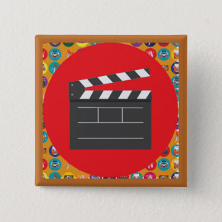 TELL* Square Pin [It's-Your-Stories Series]