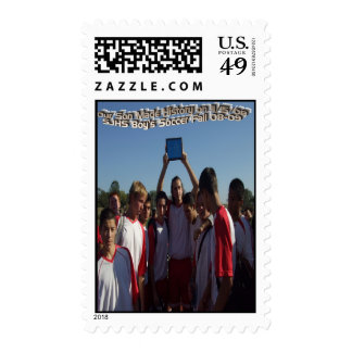 Tell The WORLD Postage Stamp