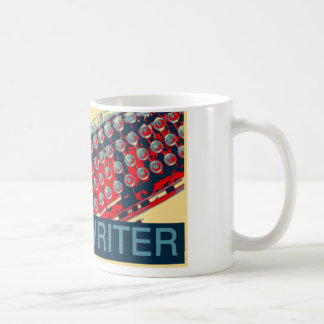 Tell the world who you are - Writer Coffee Mug