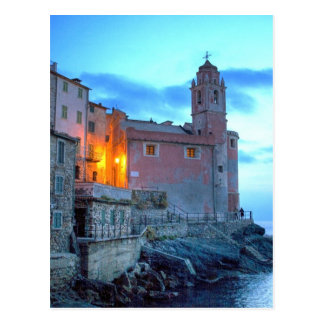 Tellaro, Italy Postcard
