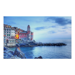 Tellaro, Italy print