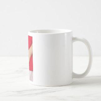Telling a lie coffee mug