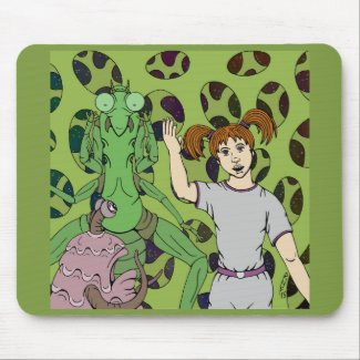 Telling Tales Mouse Pad