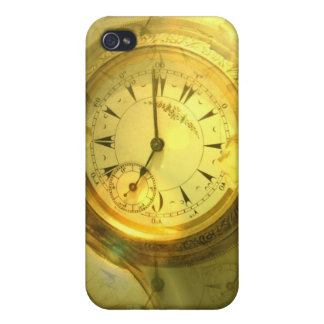 Telling Time iPhone 4 Case