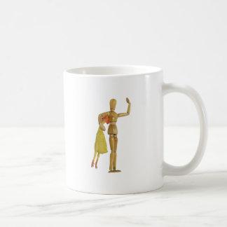 TellingAJoke110709 copy Mug