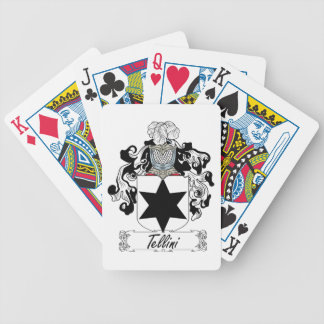 Tellini Family Crest Card Decks