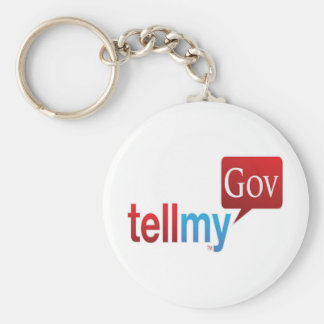 TellMyGov Products Please support our efforts Keychain