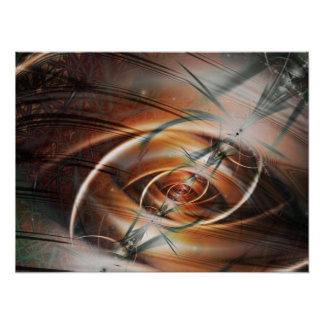 Telluric Confluence  Poster