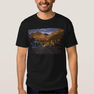 Telluride at Sunset in June CO T-shirt