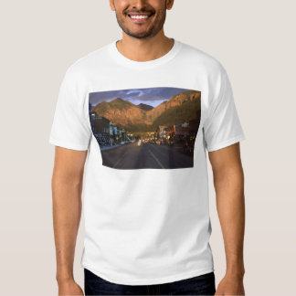 Telluride at Sunset in June CO Tee Shirt