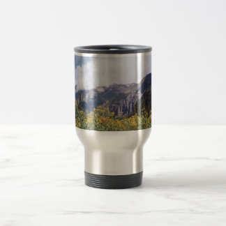 Telluride Colorado Bear Creek Travel Mug