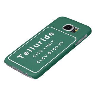 Telluride Colorado co Interstate Highway Freeway : Samsung Galaxy S6 Case