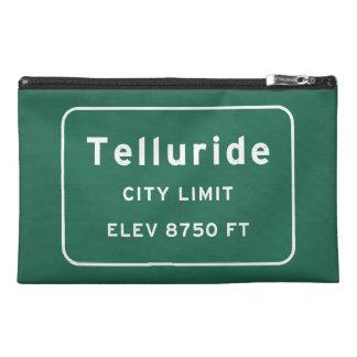 Telluride Colorado co Interstate Highway Freeway : Travel Accessories Bags