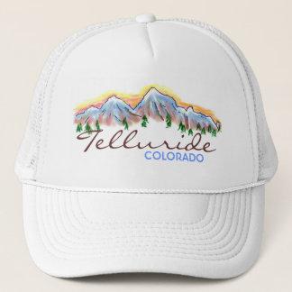 Telluride Colorado mountain art hat