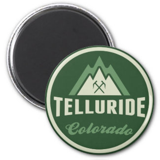 Telluride Green Mountain Magnet