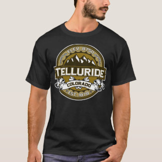 Telluride Logo For Dark Shirts