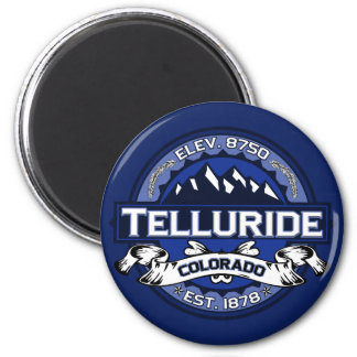 Telluride Logo Magnet