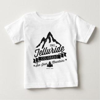 Telluride Mountain Vintage Baby T-Shirt