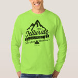 Telluride Mountain Vintage T Shirts