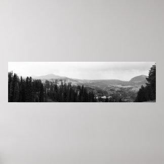 Telluride Panoramic Posters