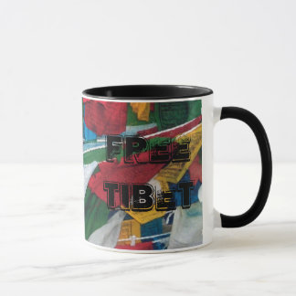 Telluride Poor Person - Free Tibet Mug