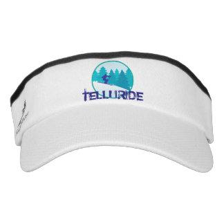 Telluride Ski Circle Headsweats Visor