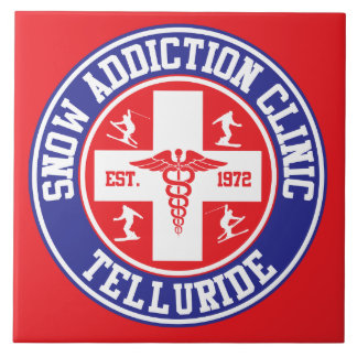 Telluride Snow Addiction Clinic Tile