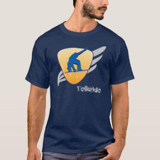 Telluride Snow Board Shield T-Shirt