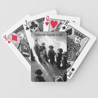 Telluride Social Club Playing Cards
