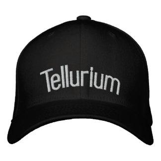 Tellurium Embroidered Hat