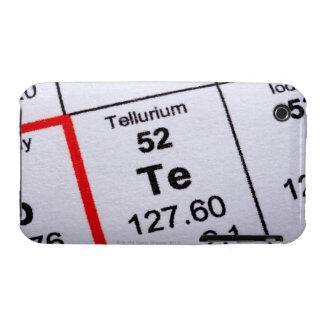Tellurium molecular formula iPhone 3 cover