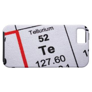 Tellurium molecular formula iPhone 5 case