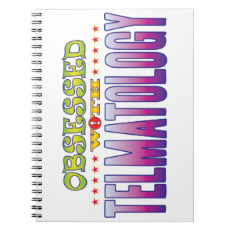 Telmatology 2 obsesionado libros de apuntes con espiral