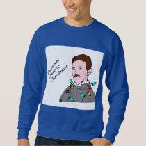 Telsa Electric Christmas Sweatshirt