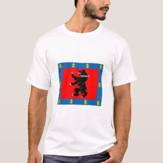 Telsiai County Flag T-Shirt