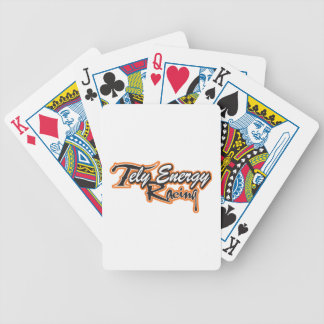 Tely Energy Products Bicycle Playing Cards