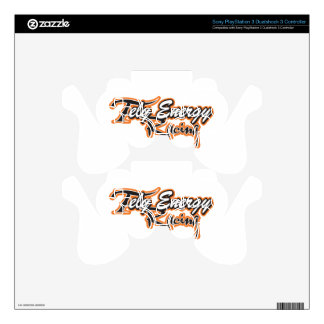 Tely Energy Products Skins For PS3 Controllers
