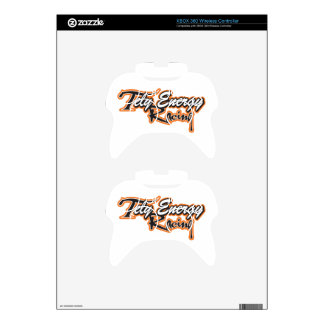 Tely Energy Products Xbox 360 Controller Decal