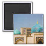Telyashayakh Mosque: Domes Fridge Magnets