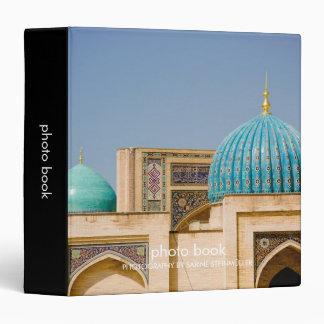 Telyashayakh Mosque: Domes Photo Book Binder