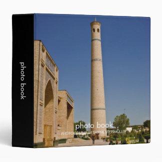 Telyashayakh Mosque: Minaret Photo Book Binder